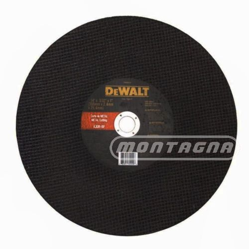 DEWALT - DISCO CORTE METAL ESTACIONÁRIO / Ø 300, 350MM